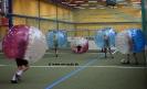 Spielszene Bubblesoccer